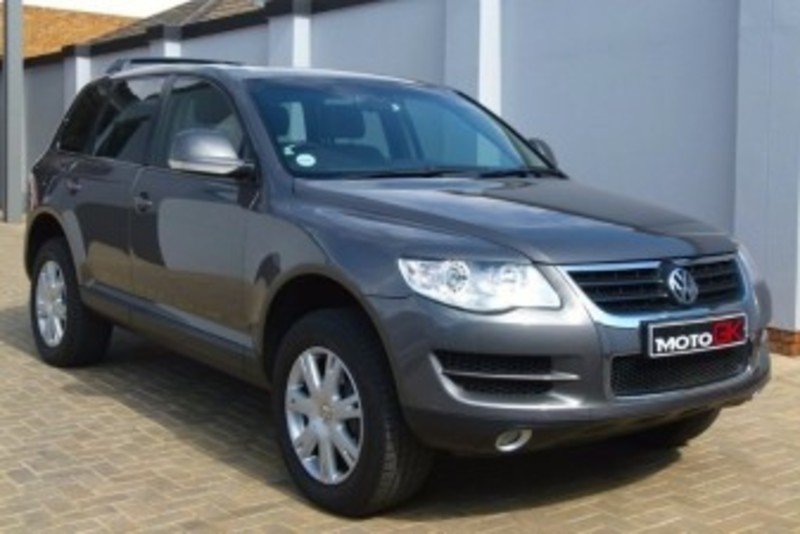 Volkswagen Touareg 3.0 2009 photo - 12