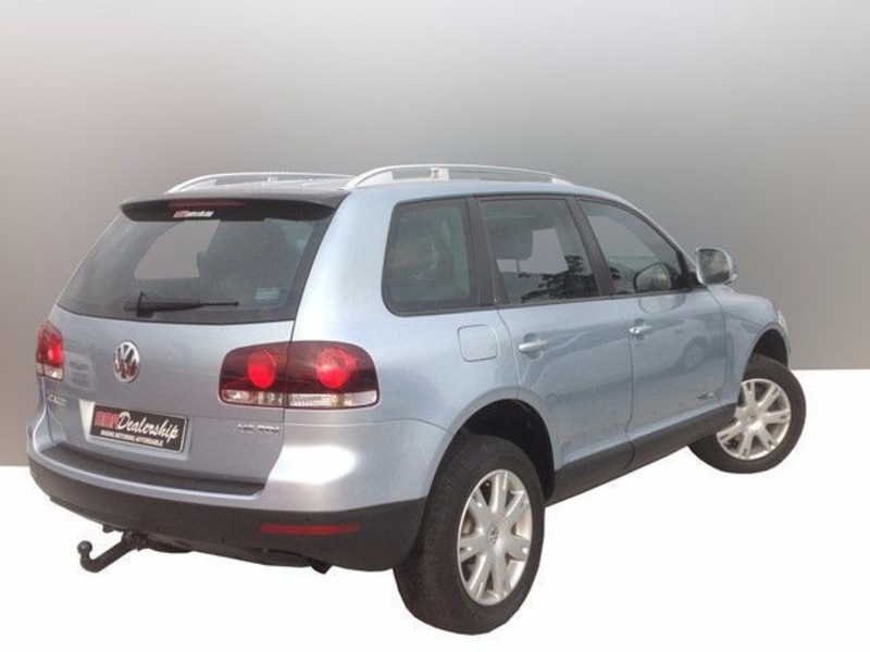 Volkswagen Touareg 3.0 2009 photo - 2