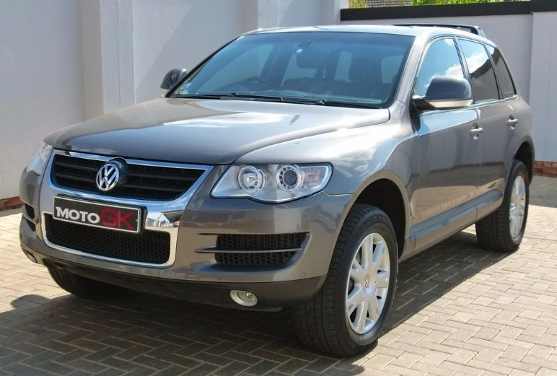 Volkswagen Touareg 3.0 2009 photo - 4
