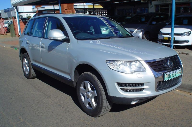 Volkswagen Touareg 3.0 2009 photo - 8