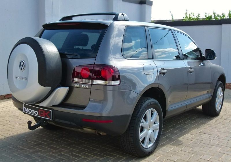 Volkswagen Touareg 3.0 2009 photo - 9