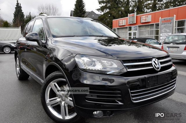 Volkswagen Touareg 3.0 2010 photo - 10