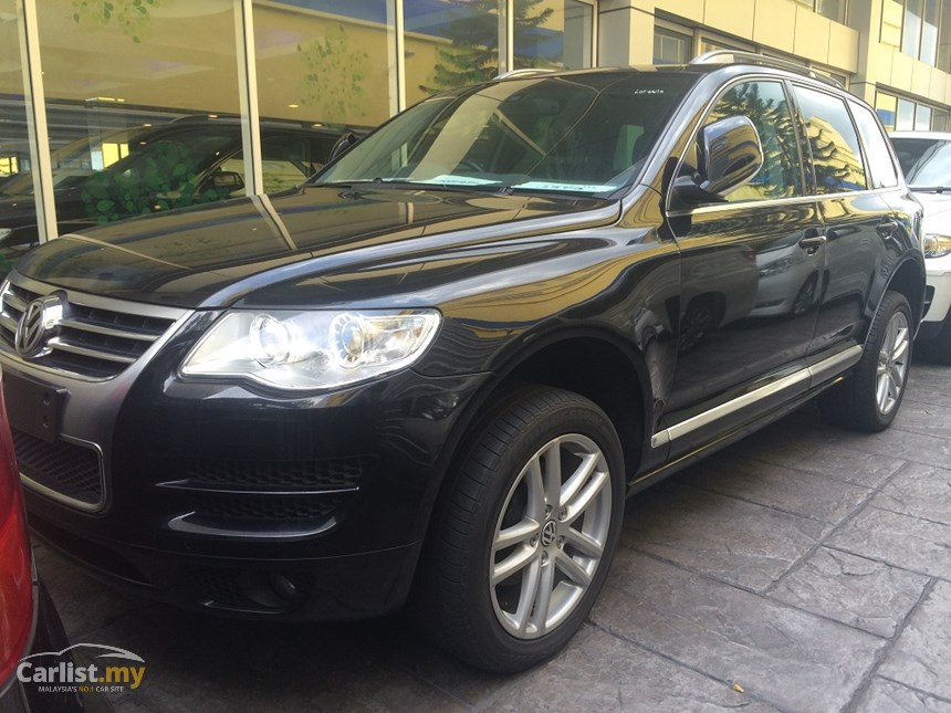 Volkswagen Touareg 3.0 2010 photo - 3