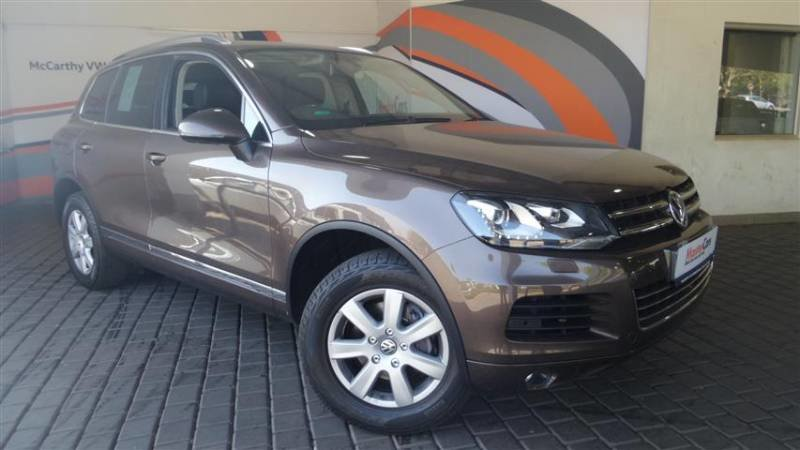 Volkswagen Touareg 3.0 2010 photo - 4