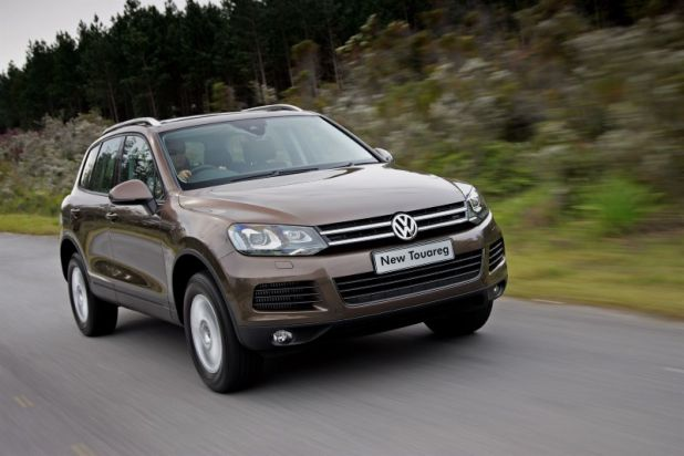 Volkswagen Touareg 3.0 2010 photo - 5