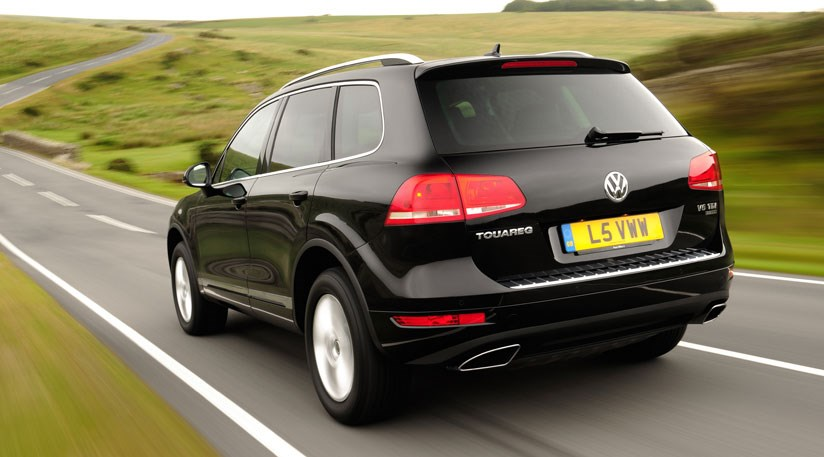 Volkswagen Touareg 3.0 2010 photo - 8