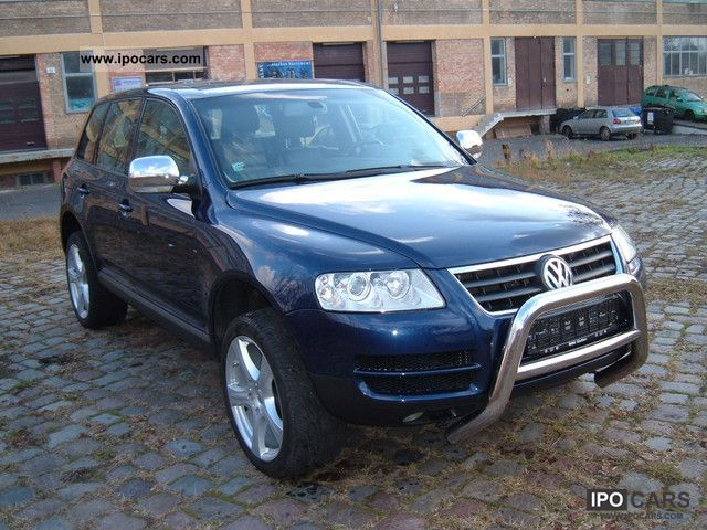 Volkswagen Touareg 3.2 2003 photo - 1