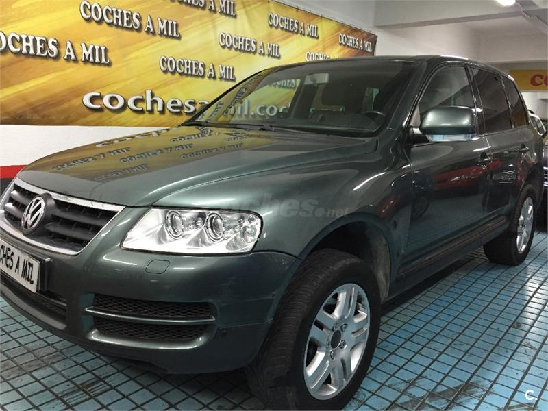 Volkswagen Touareg 3.2 2003 photo - 12