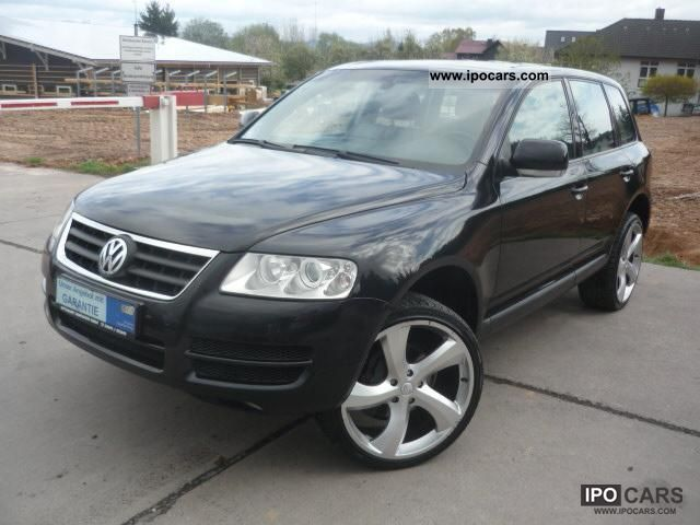 Volkswagen Touareg 3.2 2003 photo - 2