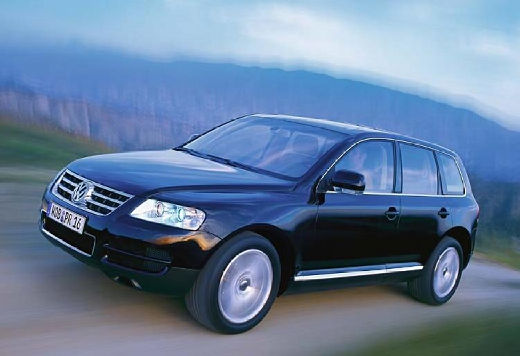 Volkswagen Touareg 3.2 2003 photo - 4
