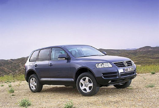 Volkswagen Touareg 3.2 2003 photo - 5