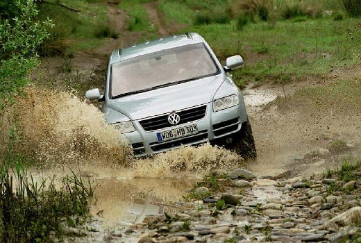 Volkswagen Touareg 3.2 2003 photo - 6