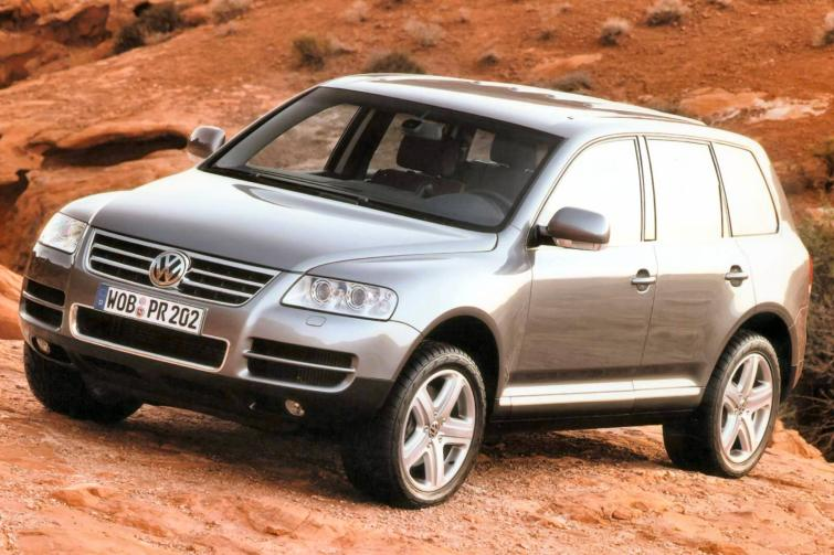Volkswagen Touareg 3.2 2003 photo - 7