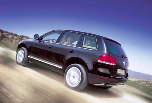 Volkswagen Touareg 3.2 2003 photo - 8
